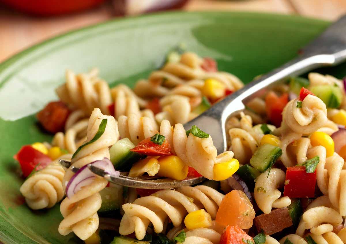 Pasta Fantasia - Laura's Idea - vegan pasta salad