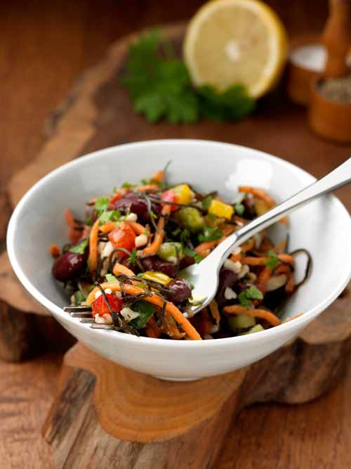 Seaweed Salad - Vegan - Laura's Idea