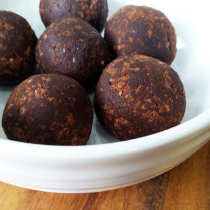 Guilt-Free Truffles - Vegan - Laura's Idea