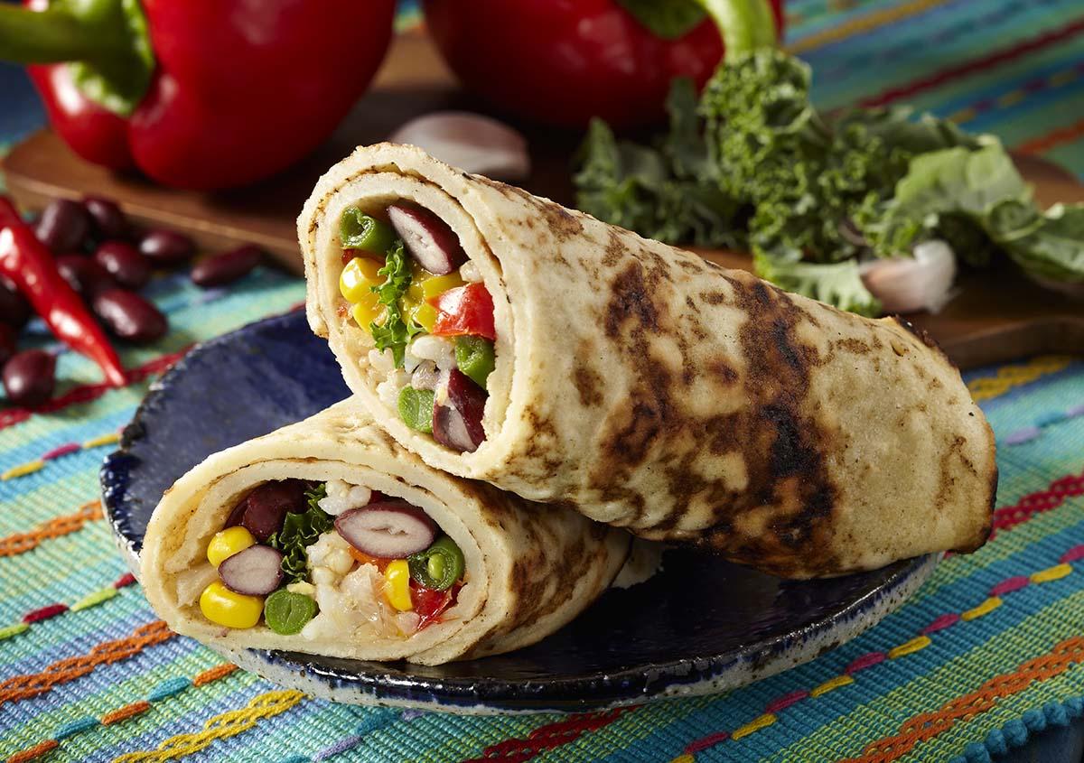 Mexican Pancake - Laura's Idea - ready-made vegan & vegetarian dishes