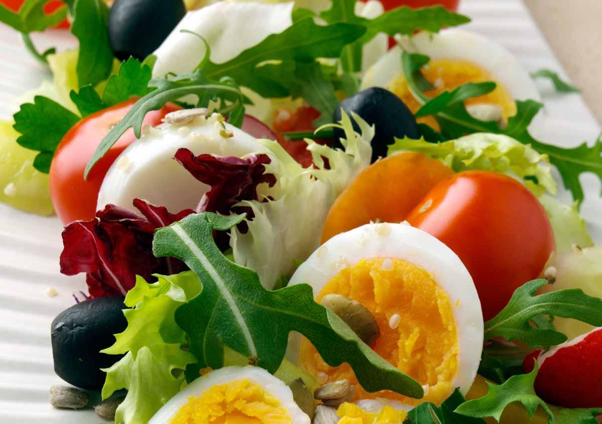 Egg Salad - Laura's Idea
