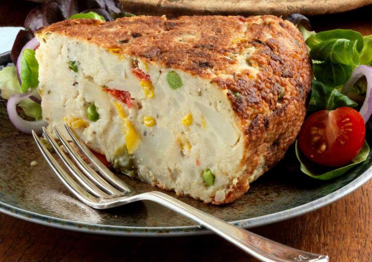 Spanish Tortilla - Laura's Idea