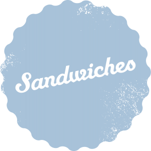 Sandwiches - vegetarian and vegan savoury dishes from Laura's Idea