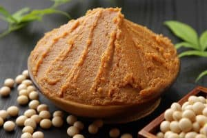 "Japanese soybean paste ""MISO"""